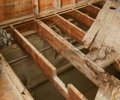23 Best Floor Leveling Images On Pinterest House Repair Crawl House Floor Joists Construction
