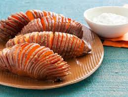 roasted sweet potatoes with honey and cinnamon recipe