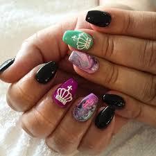 17 crown nail designs ideas design trends premium psd