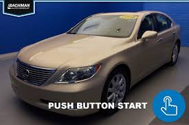 used lexus suv louisville ky pre owned 2008 lexus ls 460 4dr car in louisville 17 8012a