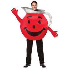 party city halloween costumes for guys buy kool aid man costume