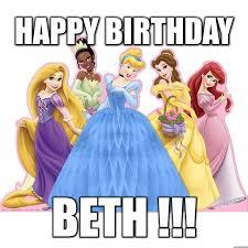Princess Birthday Meme - disney princess birthday party meme