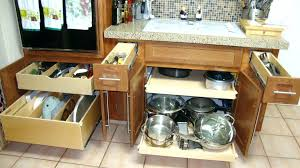 roll out kitchen cabinet pull out kitchen cabinet pull out trash can for kitchen cabinet