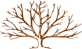 brown tree brown tree clip at clker vector clip online royalty