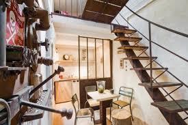 cuisine dans loft la verrière dans la cuisine 19 idées photos stairways lofts