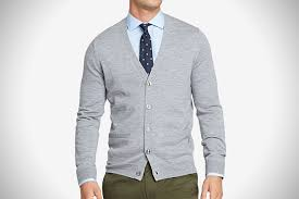 Mens Open Cardigan Sweater Weather 15 Best Cardigans For Men Hiconsumption