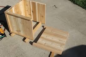 how to build a sturdy diy planter box life storage blog