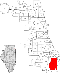 Chicago Wisconsin Map by South Deering Chicago Wikipedia