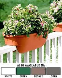 deck rail planter mesmerizing porch rail planters design on patio