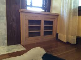 Craftsman Baseboard Diy Craftsman Style Built In Cabinets Before And After Brookside
