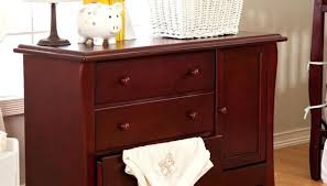 cherry changing table dresser combo changing table dresser combo inspirational dresser cherry changing