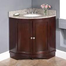 Bathroom Corner Vanity by Home Decorators Collection Hamilton 31 In W X 23 In D Corner