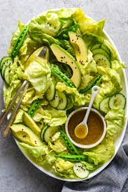 green salad for thanksgiving great green salad with miso dressing foxes love lemons