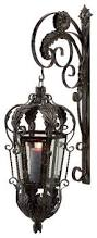Tuscan Candle Wall Sconces Wrought Iron Wall Sconces Lighting Interior Sconces Find The