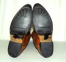 womens boots size 9 5 narrow vintage acme cowboy boots mens size 9 5 b narrow womens size