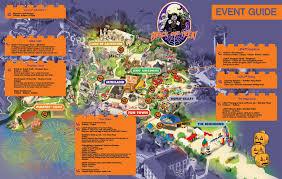Legoland Map 2015 Brick Or Treat At Legoland Florida Resort Add Smore Halloween