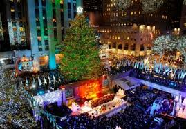 rockefeller center s tree lighting 2016 terraplas usa