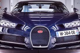 bugatti each bugatti chiron goes through incredibly intense testing before