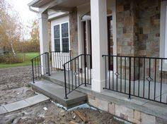 Front Porch Banisters Wrought Iron Porch Railings Wilmington Nc Custom Wrought Iron
