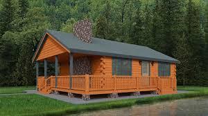 small log cabin floor plans glacier bay tiny log cabin kit