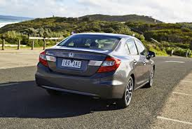 Common Honda Civic sedan now from $18,490, revised model line-up  @SL21