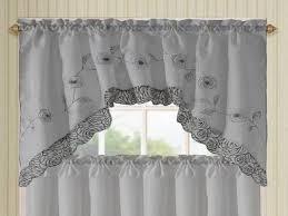 Grape Kitchen Curtains Best 25 Kitchen Curtain Sets Ideas On Pinterest Valances For
