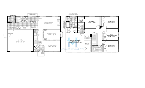 Dr Horton Cambridge Floor Plan by Cambridge At Heatherstone Subdivision In Beach Park Illinois