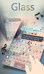 go themes apps apk free glass go keyboard theme apk 3 3 free personalization app for