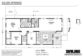 silver springs 5019 by skyline homes