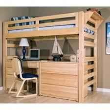 Loft Bed With Desk For Kids Bedding Stunning Loft Bed With Desk Underneath