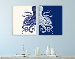 Wall Decor Bathroom Coastal Home Style Art Prints By Nauticalnell On Etsy