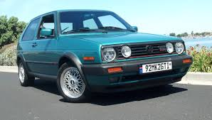 volkswagen hatch old future classic volkswagen rabbit golf gti classiccars com journal