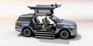 lincoln 2017 crossover lincoln u0027s yacht sized concept suv has a closet and staircase wired