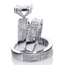 14k gold wedding ring sets wedding rings gold wedding rings trio wedding ring set