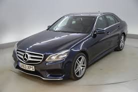 used mercedes benz e class 2013 for sale motors co uk