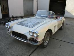 1961 corvette project for sale 1961 chevrolet corvette project car for resto mod for sale