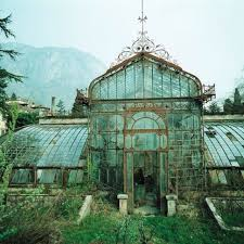 Botanical Garden Station by Abandoned Botanical Garden In Germany 1280 X 1280 By Unknown