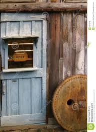 Wooden Barn Door by Rustic Wooden Barn Door Royalty Free Stock Photos Image 1970648