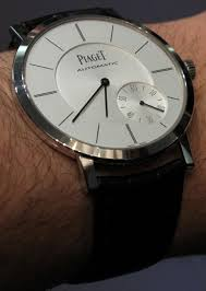 piaget automatic piaget altiplano 43 automatic on