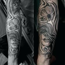 sleeve designs for gallery half sleeve tattoos for