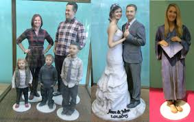 Home Decor Innovations Charlotte Nc by Family Figurines From Portrait Innovations 3d Studio Experience