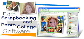 digital scrapbooking and photo collage software 1000 free