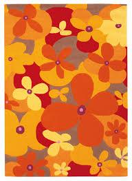 Tapis Salon Multicolore by Boutique Tendance De Tapis Contemporain Tapis De Chambre Tapis