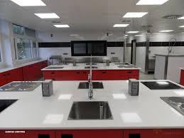 ecole de cuisine eclairage led d une école de cuisine addis lighting