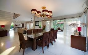 awesome dining room chandelier dark brown iron metal candilier