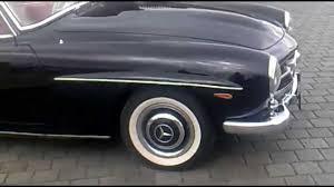 mercedes sl 190 1957 mercedes sl 190 cabrio