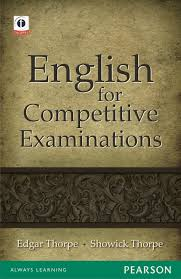 english for competitive examinations 1st edition buy english for