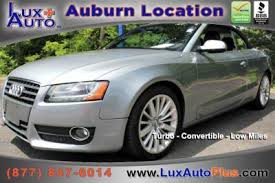 2010 audi a5 2 0 t premium audi a5 2 0t premium in massachusetts for sale used cars on