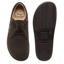 Finn Comfort Men S Shoes Finn Comfort 96100 Mens Comfort Shoe In Brown Nubuck By Macsamillion