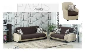 sofa loveseat and chair set sofa sets paris 3 pc two tone sofa set with wooden arm rests sofa
